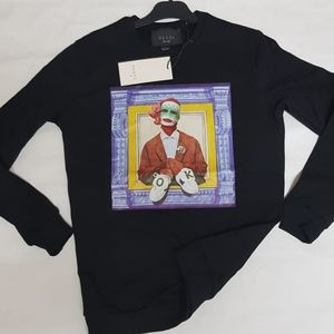 Other - Gucci Black Sweatshirt Jumper Unisex